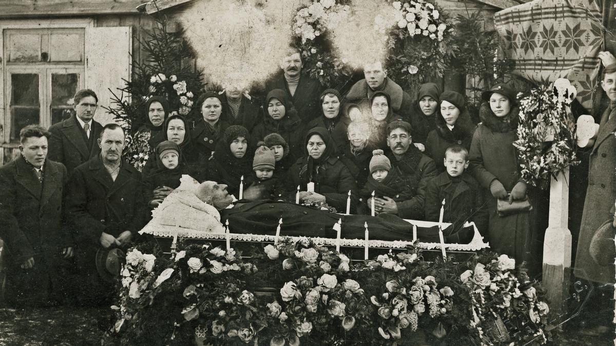 Una fotografía de 'Post Mortem'.
