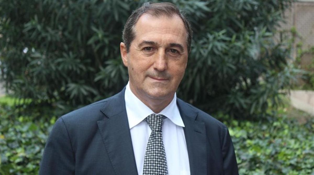 Eladio Jareño, director de TVE-Catalunya.