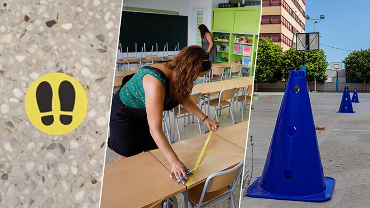 Escuelas post COVID-19: ¿Cómo será el regreso a las aulas?