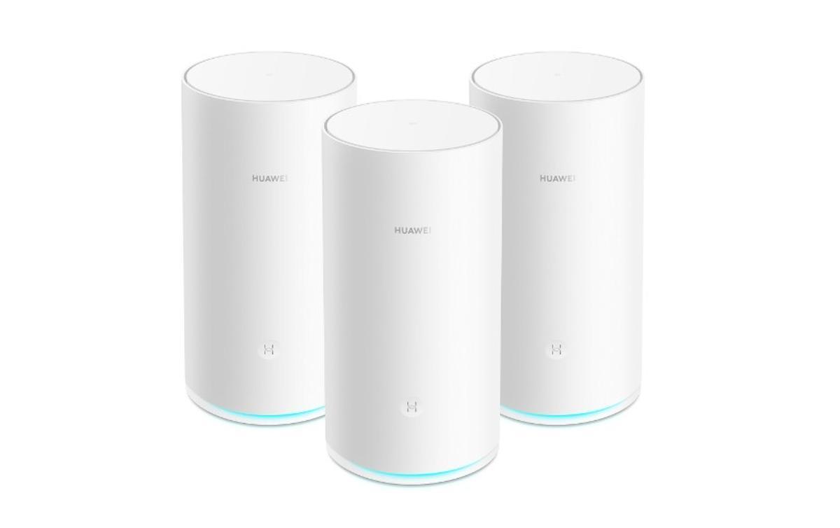 Router Huawei.