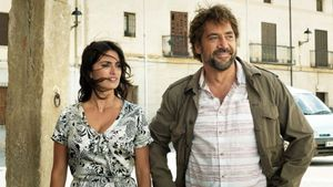 Pênélope Cruz y Javier Bardem, en un fotograma de 'Todos lo saben', de Asghar Farhadi.