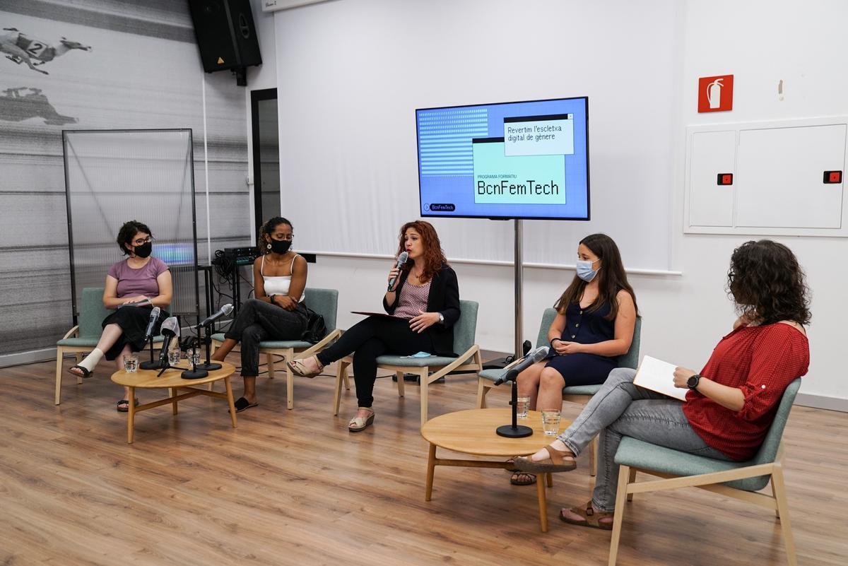 Red de mujeres BCN Fem Tech