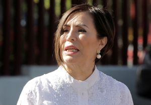 Rosario Robles, exministra de Desarrollo Social en México.