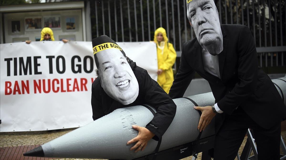 La Campanya Internacional per Abolir les Armes Nuclears, Nobel de la pau 2017