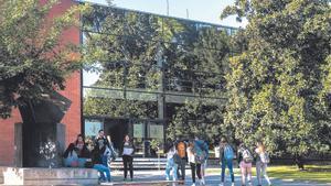 La UdL cuenta con cuatro sedes en Lleida y una en Igualada.