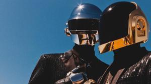 El dúo francés de electrónica Daft Punk.
