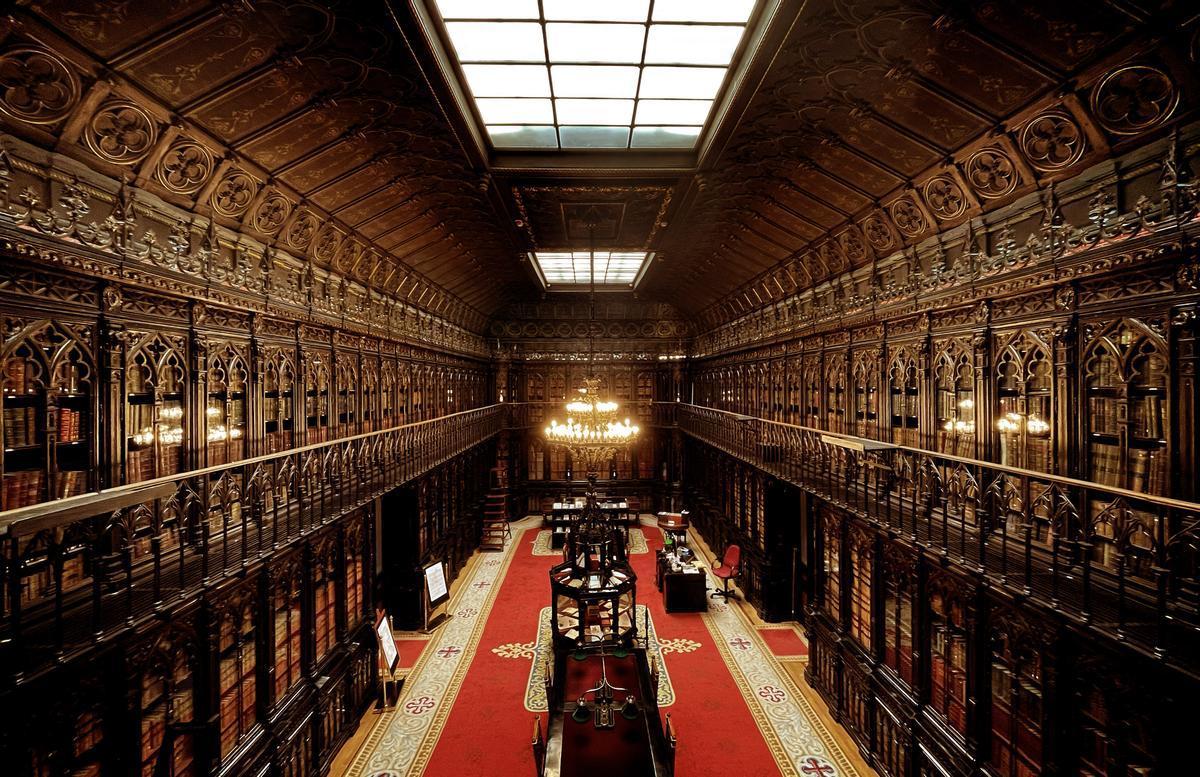 Biblioteca del Senado.