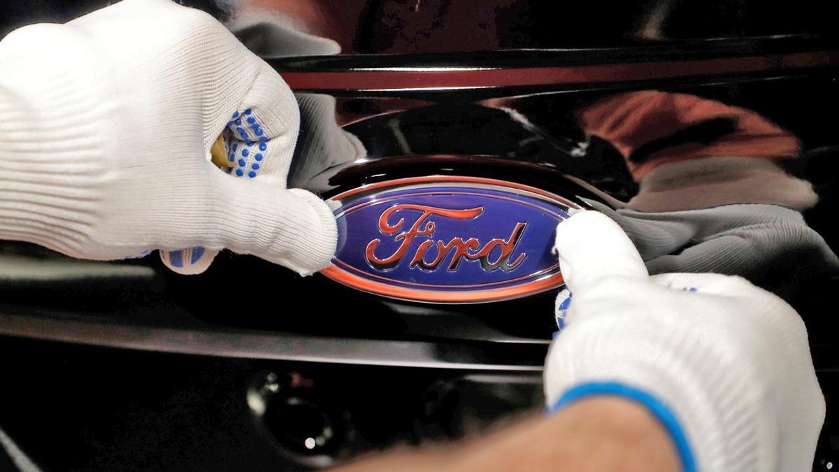 Planta de montaje de Ford