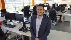 Alfonso Tomás, consejero delegado de PC Componentes.
