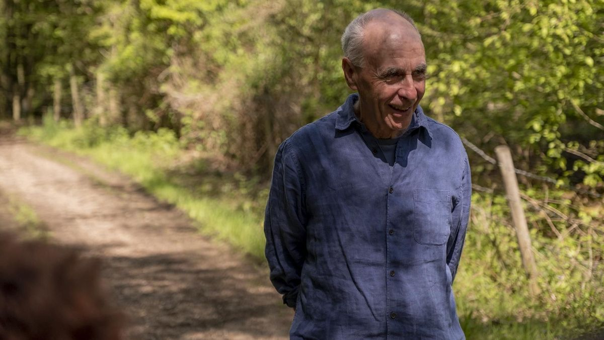 Paul Morrison, director de '23 paseos',