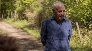 Paul Morrison: «S'ha d'ensenyar que les persones grans poden disfrutar moltíssim»