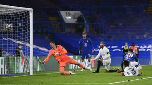 El Madrid claudica en la Champions davant el Chelsea