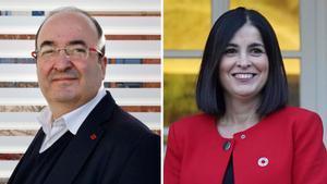 Sánchez nomena Iceta ministre de Política Territorial i trasllada Darias a Sanitat