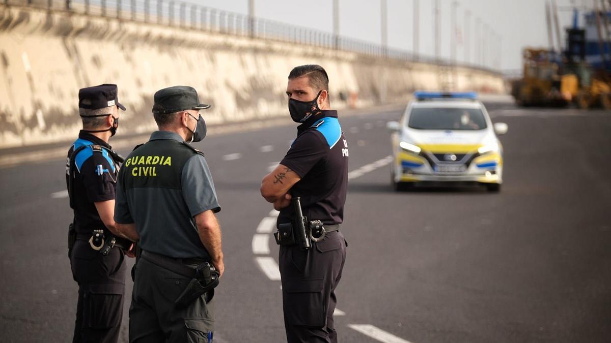 Hallado el cadáver de una de las niñas desaparecidas en Tenerife