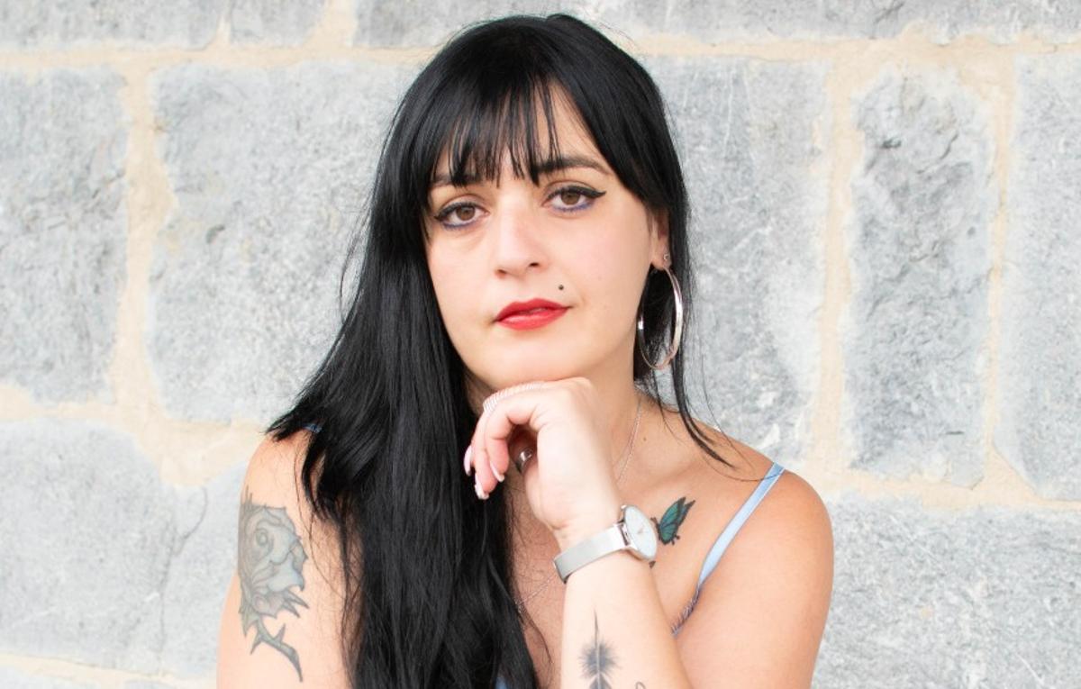 Amelia Tiganus, activista contra la explotación de las prostitutas