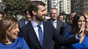 Casado demana a Sánchez que iniciï els tràmits del 155