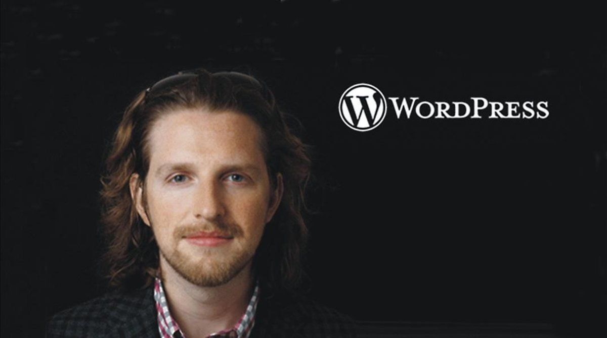 Matt Mullenweg, fundador de Wordpress.