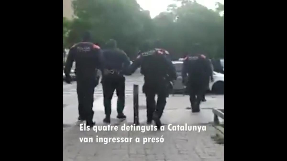 Detenidas seis personas por secuestrar a un hombre en Terrassa