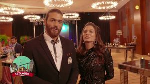 Can Yaman y Demet Özdemir, protagonistas de 'Matrimonio por sorpresa' y 'Mi hogar, mi destino'.