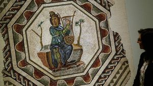 CaixaForum, així sonava l'antiguitat