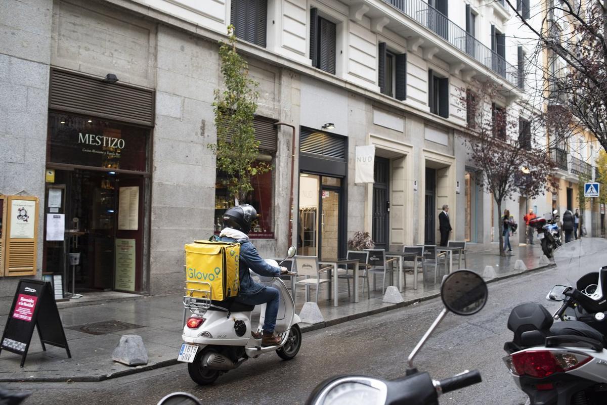 Glovo arribarà a la ciutat de Lleida el 14 de gener