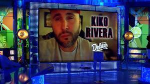 """Kiko Rivera, invitado del 'Deluxe' con dardo para Antena 3: """"Este viernes, la voz es la mía"""""""