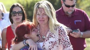 Una víctima del tiroteig a Parkland crea una web sobre el nivell de violència a les escoles