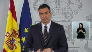 Sánchez anuncia que el 26 de juny 255.000 espanyols rebran l'ingrés mínim vital