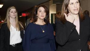 Annabella Sciorra: «Weinstein es va posar sobre meu i em va violar»