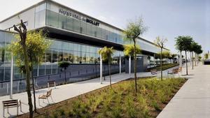 Mollet presenta les millores d'accessibilitat a l'entorn de l'hospital de la ciutat