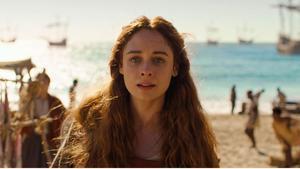 Elena Rivera habla de la serie de Amazon Prime 'Inés del alma mía'.