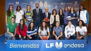 Garbajosa: «Amb Endesa comença una nova època per al bàsquet femení»