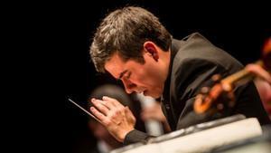 El director de orquesta Nuno Coelho