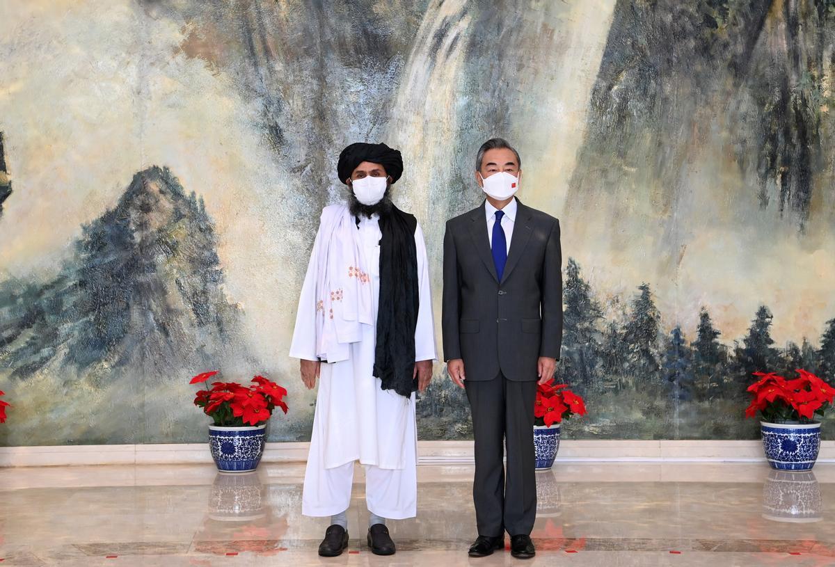 Els talibans anuncien que la Xina augmenta la seva presència a l'Afganistan