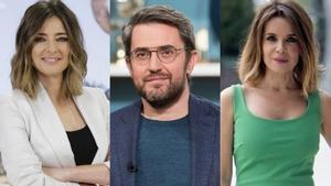 De Máximo Huerta a Sandra Barneda: los televisivos que triunfan en los premios literarios