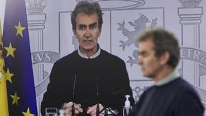 Fernando Simón demana disculpes pel comentari sobre les infermeres