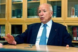 El sociólogo Alejandro Portes, en una imagen de archivo.