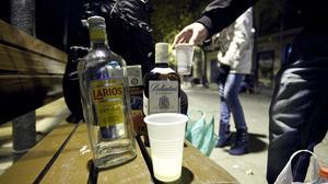 """""""Si consumís alcohol sin control aunque sea de forma esporádica, pedid ayuda"""""""