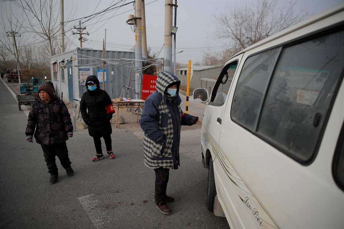 La Xina confina tres milions d'habitants més per un rebrot de Covid