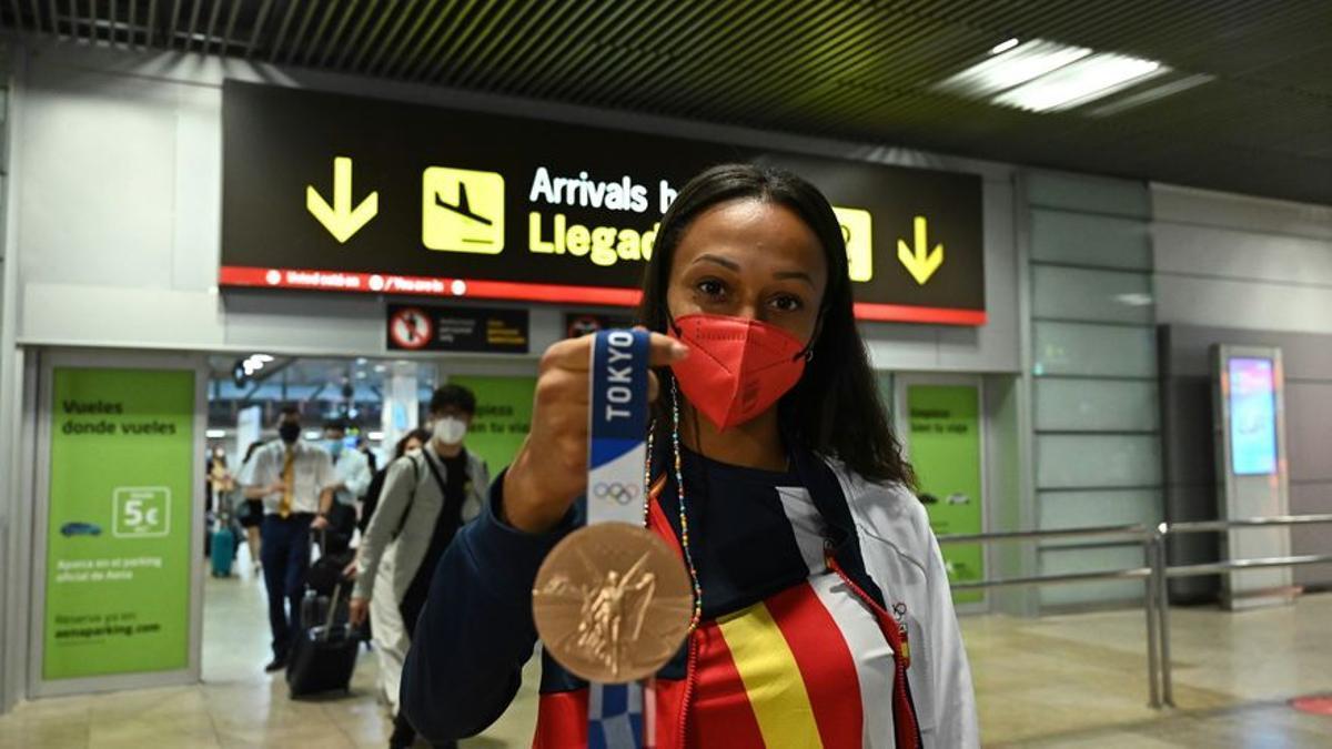 España cierra con una medalla y 10 diplomas un gran resultado en atletismo