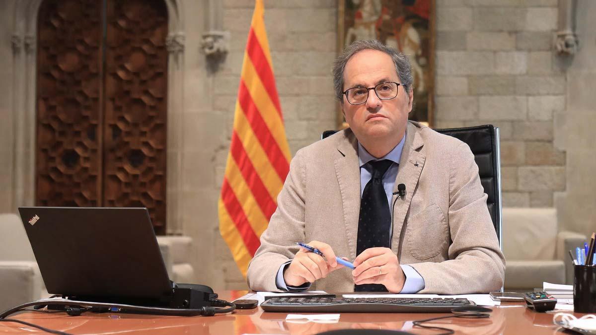 Torra avala que toda Catalunya pase a la fase 3 esta próxima semana.