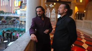 Asier Etxeandia y Enrico Barbaro son Mastodonte