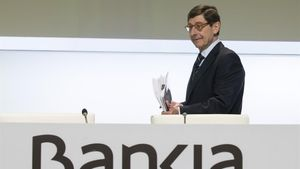 El presidente del Bankia, José Ignacio Goirigolzarri.