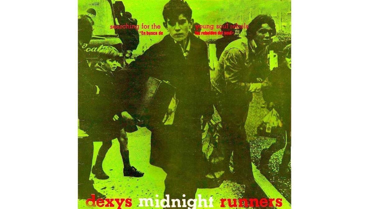 'Searching for the young soul rebels': historia de una portada casi tan buena como el disco