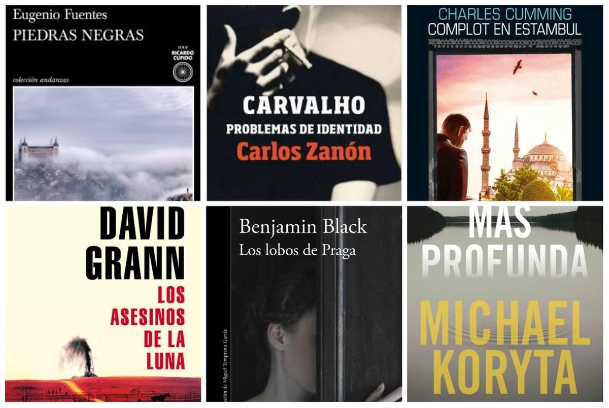 Les millors novel·les 'noir' de l'allau que arriba amb BCNegra