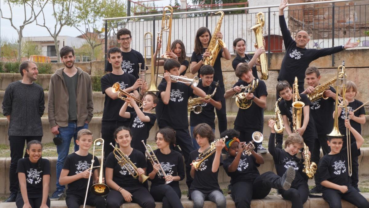 La Sant Andreu Jazz Band celebra els seus 15 anys de vida