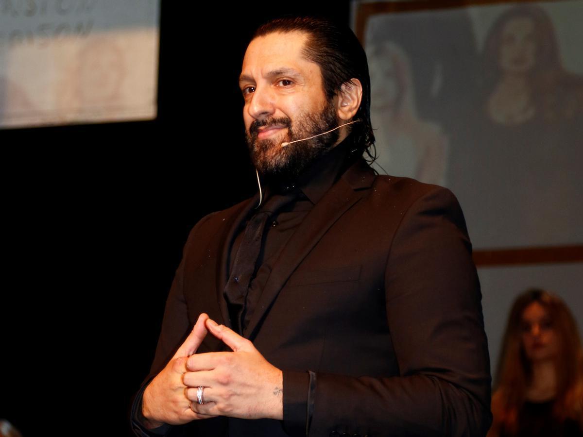 Rafael Amargo se confesó con Jorge Javier Vázquez y compañía.