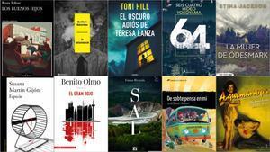 Novel·la negra: 15 llibres recomanats per a Sant Jordi 2021