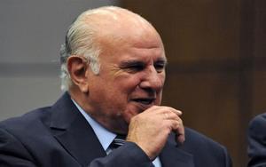 Óscar Denis,exvicepresidente de Paraguay.