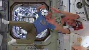 La microgravetat modifica el cervell dels astronautes de l'Estació Espacial